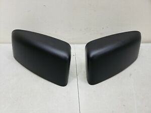 2003-2006 Lincoln Navigator Ford Expedition Side View Mirror Covers LH RH BLACK
