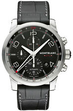 107336 | BRAND NEW MONTBLANC TIMEWALKER CHRONOVOYAGER UTC AUTOMATIC MEN'S WATCH