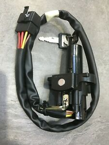 CBR600F 1987 1989 Ignition switch *Genuine OEM* Part with two keys 35100-MN4-670