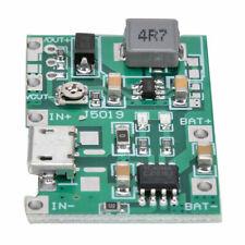 USB Lithium 3.7V Battery Charging Module 4.2V Boost Step Up 5V 9V 12V 24V UK