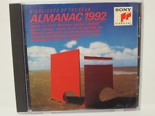 SONY CLASSICAL ~ ALMANAC 1992 ~ HIGHLIGHTS OF THE YEAR ~ CLASSICAL ~ MINT ~ CD
