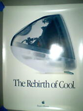 "Apple iMac ""The Rebirth of Cool"" Poster"