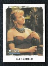 2004 Art & Images of Xena Warrior Princess Promo Card P2 Non-Sport Update