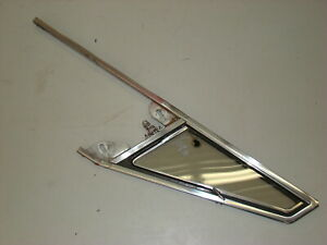 72-94 Alfa Romeo Spider Right Vent Window with Frame
