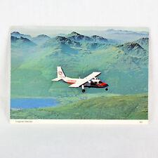 Loganair - Islander - Avión Tarjeta Postal - De Calidad Superior