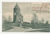 Garfield Monument Cleveland Ohio USA 1905 Postcard 159a