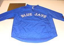 Authentic Collection Toronto Blue Jays 2012 L Gamer Jacket Baseball Youth MLB