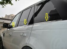 6PCS Chrome Under Window Trim sill kit Land Rover Range Rover Sport 2006-2012