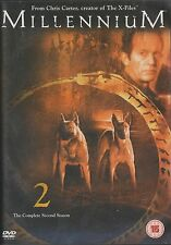 MILLENNIUM - Series 2. Collector's Edition. Lance Henriksen (6xDVD BOX SET 2004)