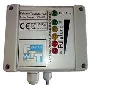 universelle Tankanzeige ( Wasserstandsanzeige ) mit 5 LED ,