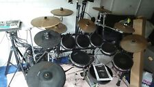 Alesis DM10 Electronic Drum Kit With Some Extras