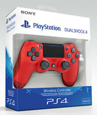 Sony Dualshock 4 Controller Wireless per PlayStation 4 - Magma Red
