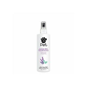 John Paul Pet Lavender Mint Dog/Cat grooming Detangling Spray 236.6ml
