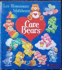 Rare album Panini Care Bears Bisounours complet 1985 belgium BE+