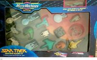 MicroMachines STAR TREK Limited Edition Collector's Set (16 Vessels) NEW IN BOX!
