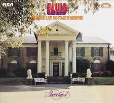 Elvis Presley-Elvis Recorded Live On Stage in Memphis 2CD