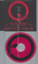 CD--QUEENS OF THE STONE AGE--NO ONE KNOWS-PROMO