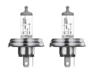 2 Lamps Asymmetric Bulbs Bosch R2 45/40W 12V Fiat 500 126 127 Car Old