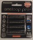 Panasonic Eneloop Pro - AA NiMH Rechargeable Batteries x 4 - Made in JAPAN
