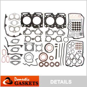Fits 2002-2003 2.0L Subaru Impreza WRX Turbo Head Gasket Set EJ207