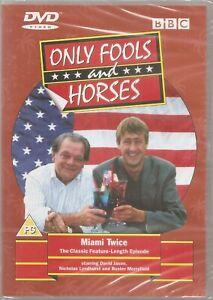 Only Fools And Horses - Miami Twice - David Jason (DVD, 2003) BBC NEW