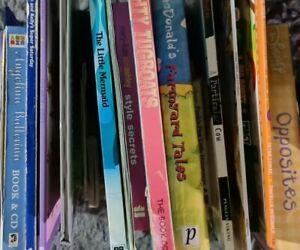 Various Kids Books Non Fiction & Fiction Vintage Retro Classics Barbie Winnie
