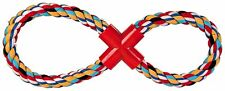 "Tugger Rope with Plastic Cross Tug Dog Toy 35cm (14"")"
