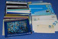 United Nations MNH full sets 1967 // 2007 Stationery NY Geneva Vienna $460+ scv