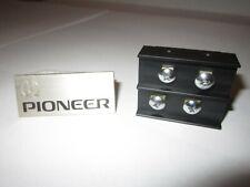 Pioneer Speaker Plug (Block) Replaces 2 Plugs! New Design!