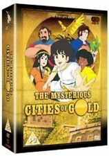Mysterious Cities of Gold Series 1 Digital Versatile Disc DVD Region 2 Bran