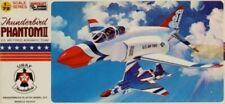 Hasegawa Minicraft 1:72 F-4 Phantom II Thunderbird USAF Acrobatic Team Kit #120U