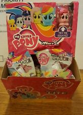 6x My Little Pony Micro Lites Mystery Bags! (Fashems secret blind capsule)