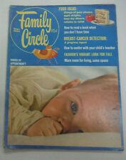 Family Circle Magazine Vibrant Looks For Fall September 1966 071115R