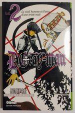 D.gray-man T. 2 : Le Vieil Homme et l'Aria - Katsura Hoshino Glénat manga VF