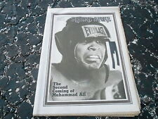 MARCH 18 1971  #78  ROLLING STONE magazine MUHAMMAD ALI