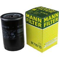 Original MANN-FILTER Ölfilter Oelfilter W 719/15 Oil Filter