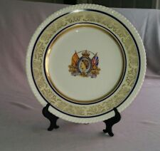 H.M. Queen Elizabeth 11 Coronation commemorative plate