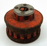 "Ridgid 12-R Pipe Thread Threader Die Head 1/4"" NPT"