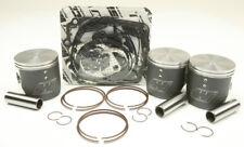 Wiseco Top-End Piston Kit 66.5mm Std. bore Arctic Cat 600 EXT Triple, ZRT 96-00