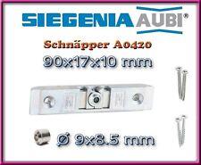 SI Siegenia Balkontür Schnäpper Balkontürschnäpper A0420 / 0420 mit hülse