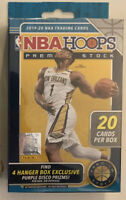 2019-20 Panini NBA Hoops Premium Stock Factory Sealed 1 Hanger Box Fast Shipping