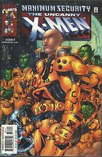THE UNCANNY X-MEN N° 387 (albo ORIGINALE Americano)