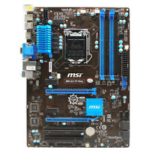 for MSI B85-G41 Mate Motherboard VGA HDMI DVI Intel ATX LGA1150 DDR3 SATA 6Gb/s