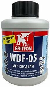 Griffon WDF-05 PVC Kleber 250ml Dose mit Spezialbürste