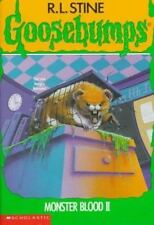 Monster Blood II (Goosebumps) by R.L. Stine