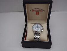 Riedenschild Mens Watch Manual Winding ratchet chronograph mechanical hand windi