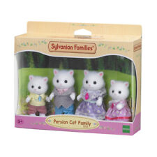 Sylvanian FAMILIES Famille Chat Persan chiffres 5216
