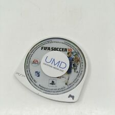 FIFA Soccer 10 Playstation Portable PSP Game Disc Only