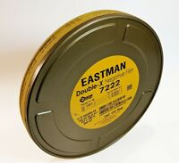 KODAK 16mm Double-X B&W Neg. Movie Film 7222 400FT 250 ISO *NEW FACTORY FRESH*
