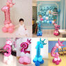 NEW 32inch Number Foil Balloons Digit Helium Ballons Birthday Party Home Decor